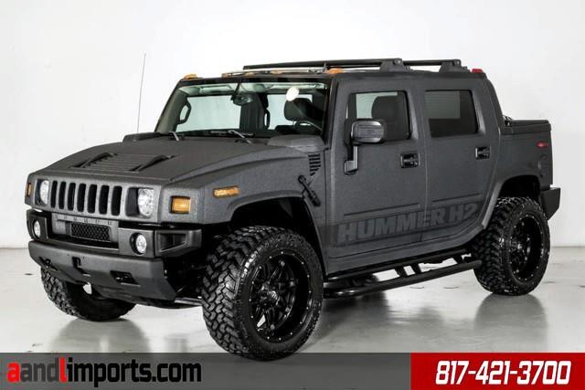 2009 HUMMER H2 4WD 4dr SUT Luxury