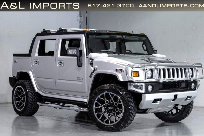 HUMMER H2 4WD 4dr SUT Luxury 2009