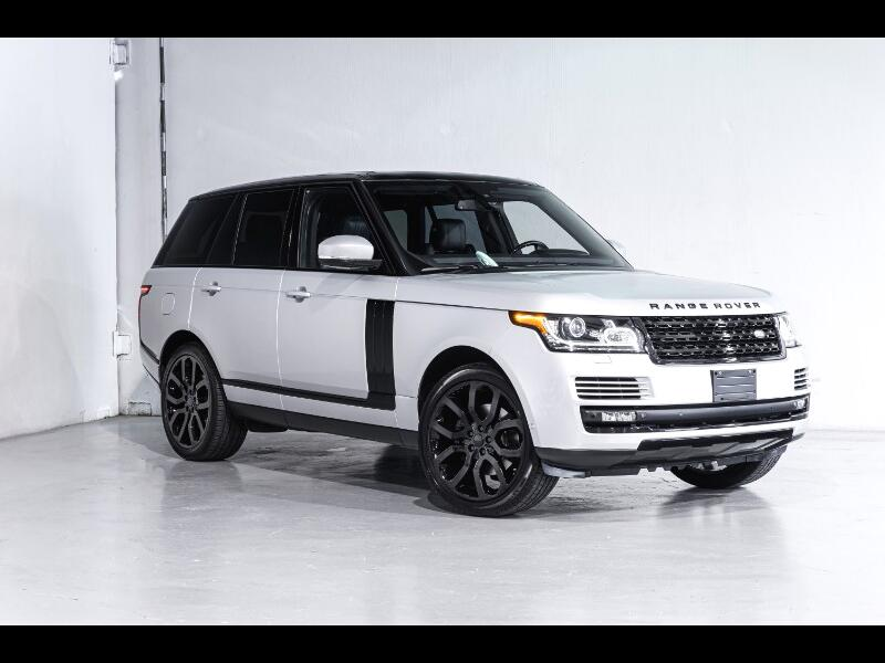 Land Rover Range Rover 4WD 4dr HSE 2015