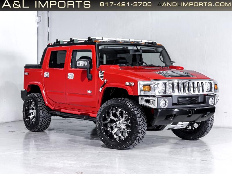 HUMMER H2 4WD 4dr SUT Luxury 2007