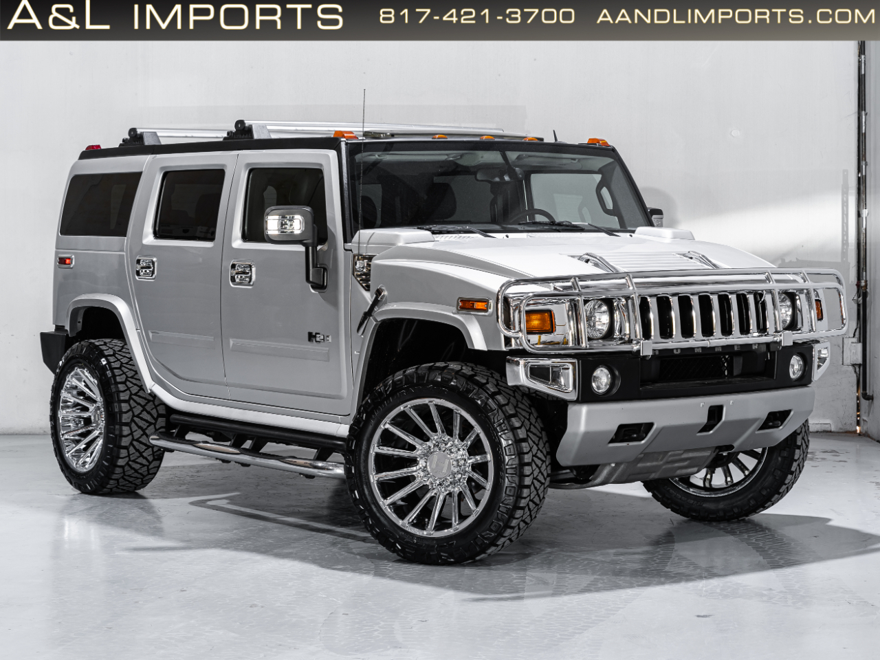 HUMMER H2 4WD 4dr SUV Luxury 2009