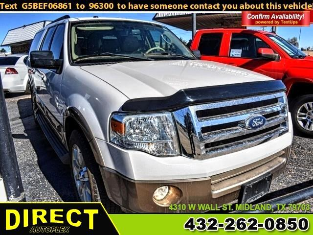 2011 Ford Expedition EL King Ranch 2WD