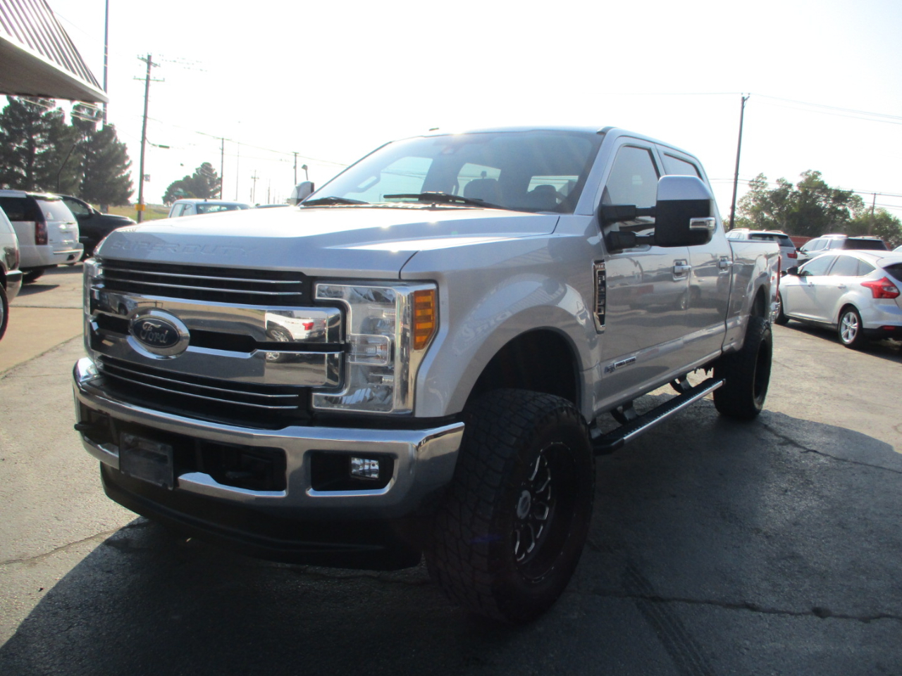 Ford Super Duty F-250 SRW Lariat 4WD Crew Cab 6.75' Box 2017