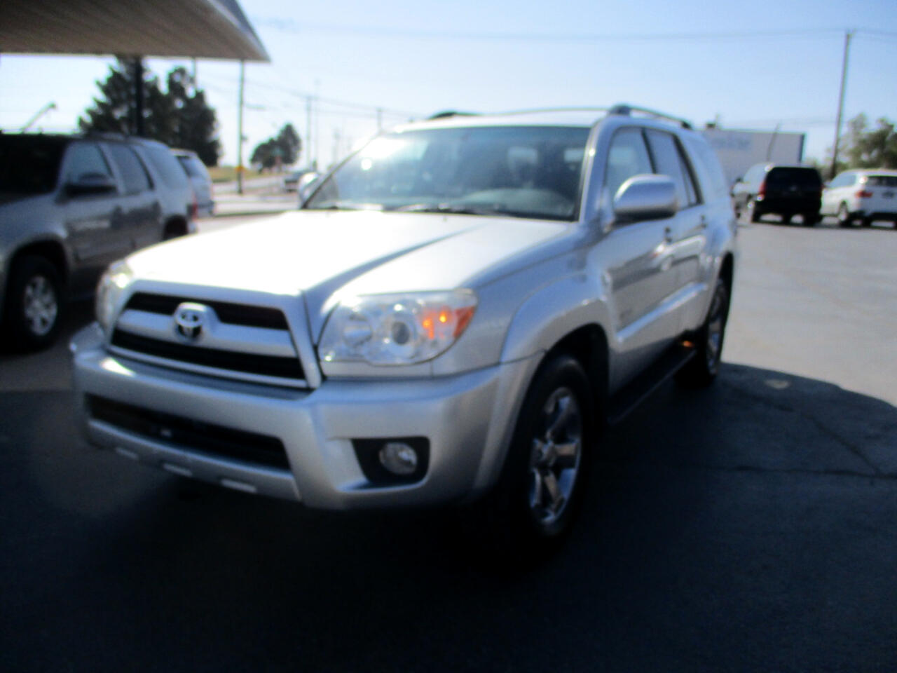 Toyota 4Runner 2WD 4dr V6 Limited (Natl) 2007