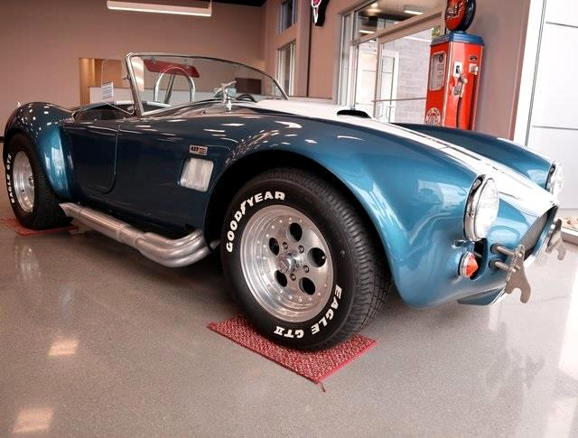 2001 Shelby Series One