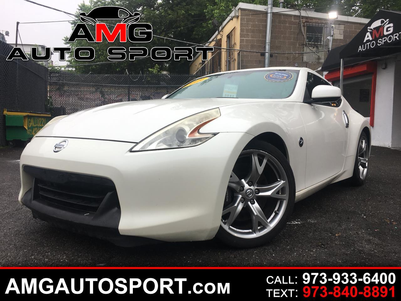 Used 2009 Nissan 370Z Coupe for Sale in Newark NJ 07104 AMG