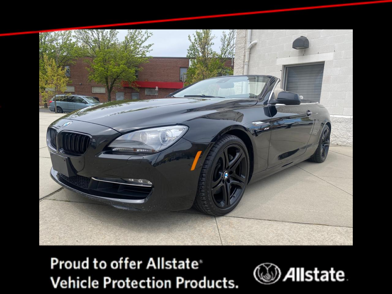 BMW 6-Series 650i Convertible 2012