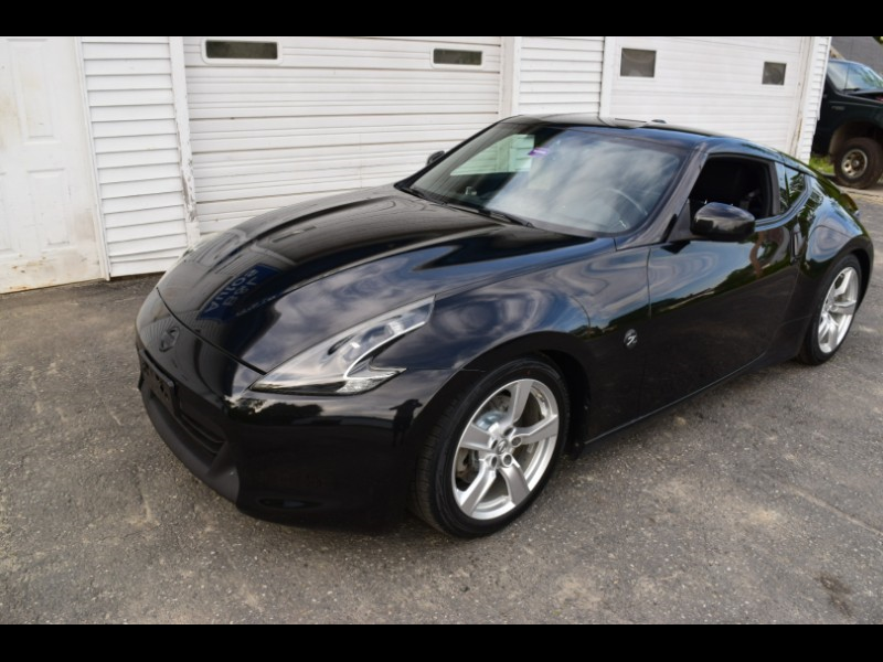 2010 Nissan 370Z Coupe Manual