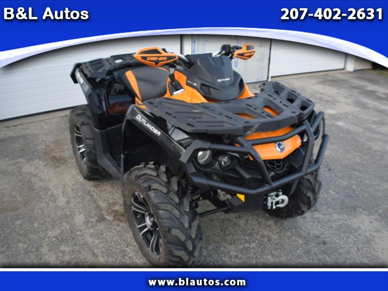 Can-Am Outlander 1000R XT  2016