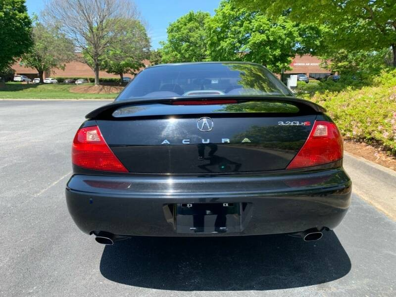 Acura CL 3.2CL Type-S 2001
