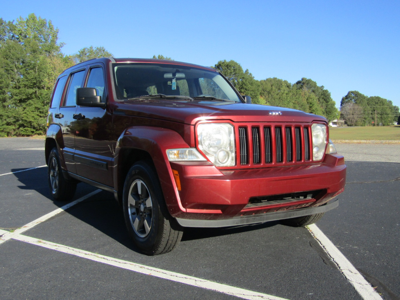 2008 Jeep Liberty Sport 2WD