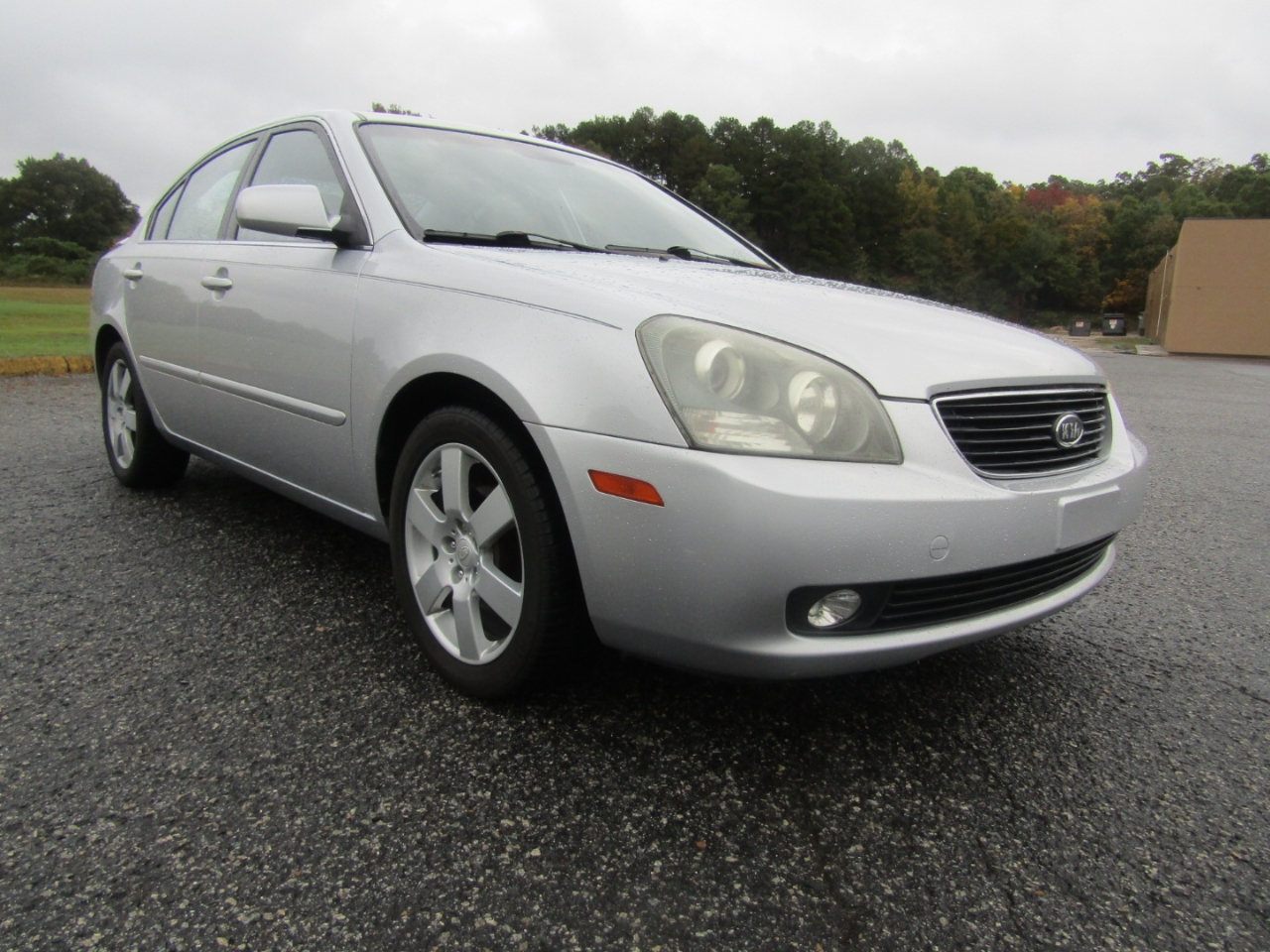2006 Kia Optima EX V6