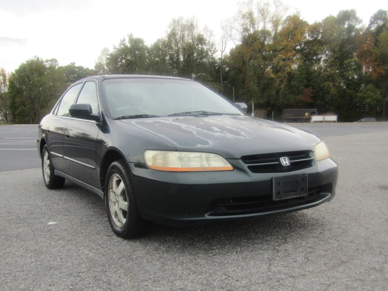 2000 Honda Accord Special Edition
