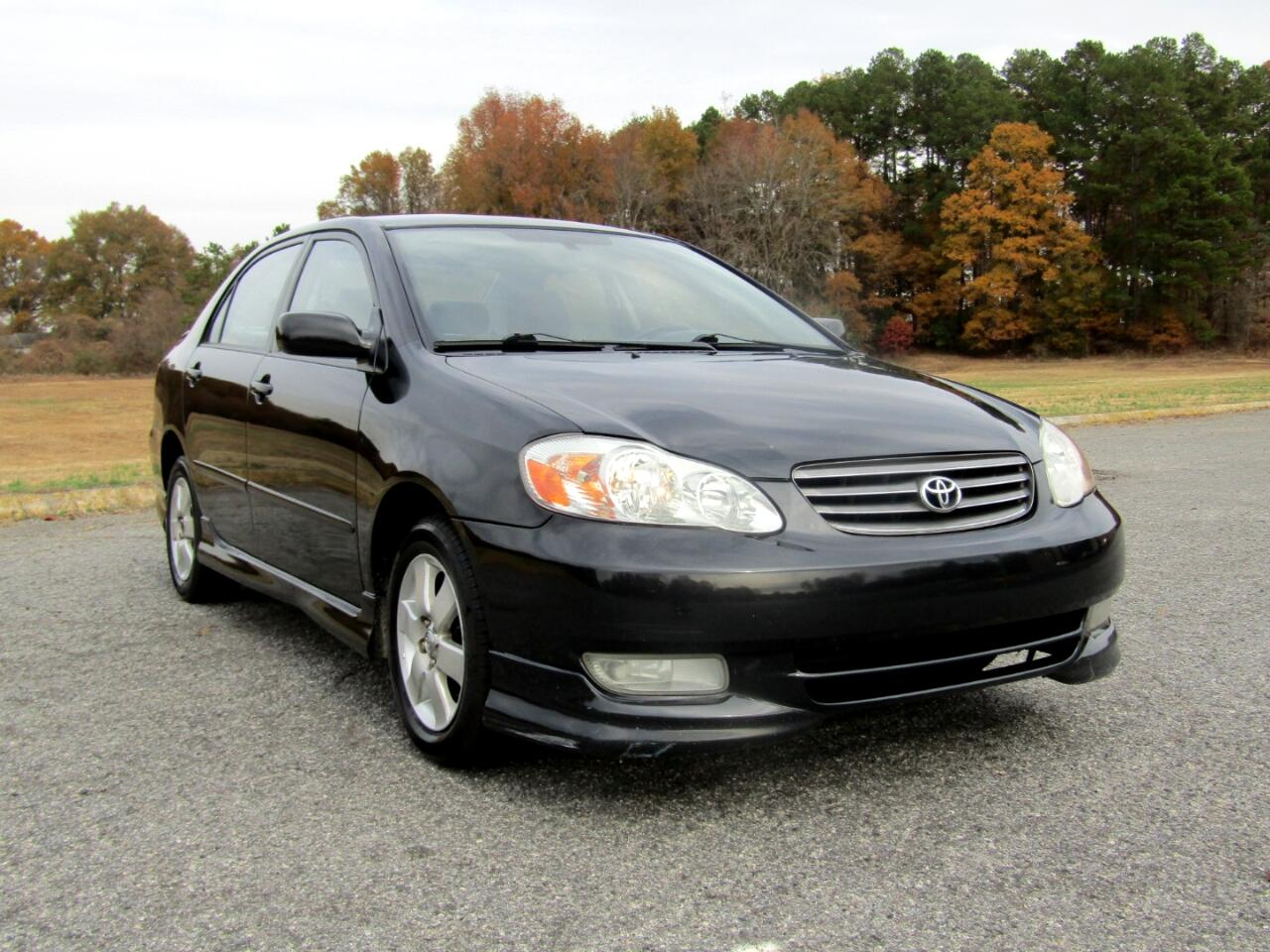 2003 Toyota Corolla CE