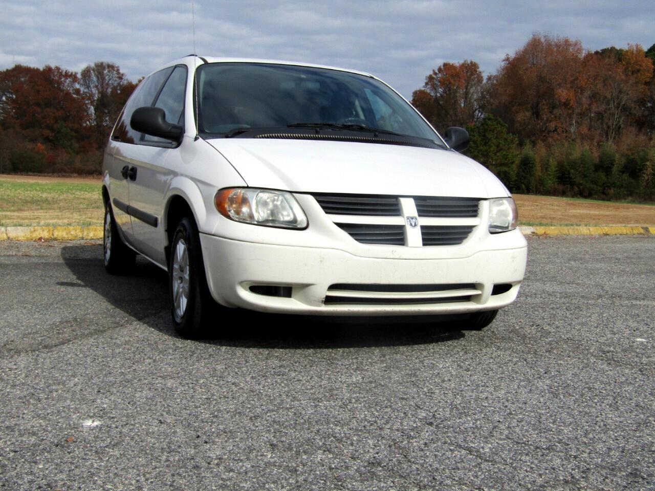 2007 Dodge Grand Caravan SE