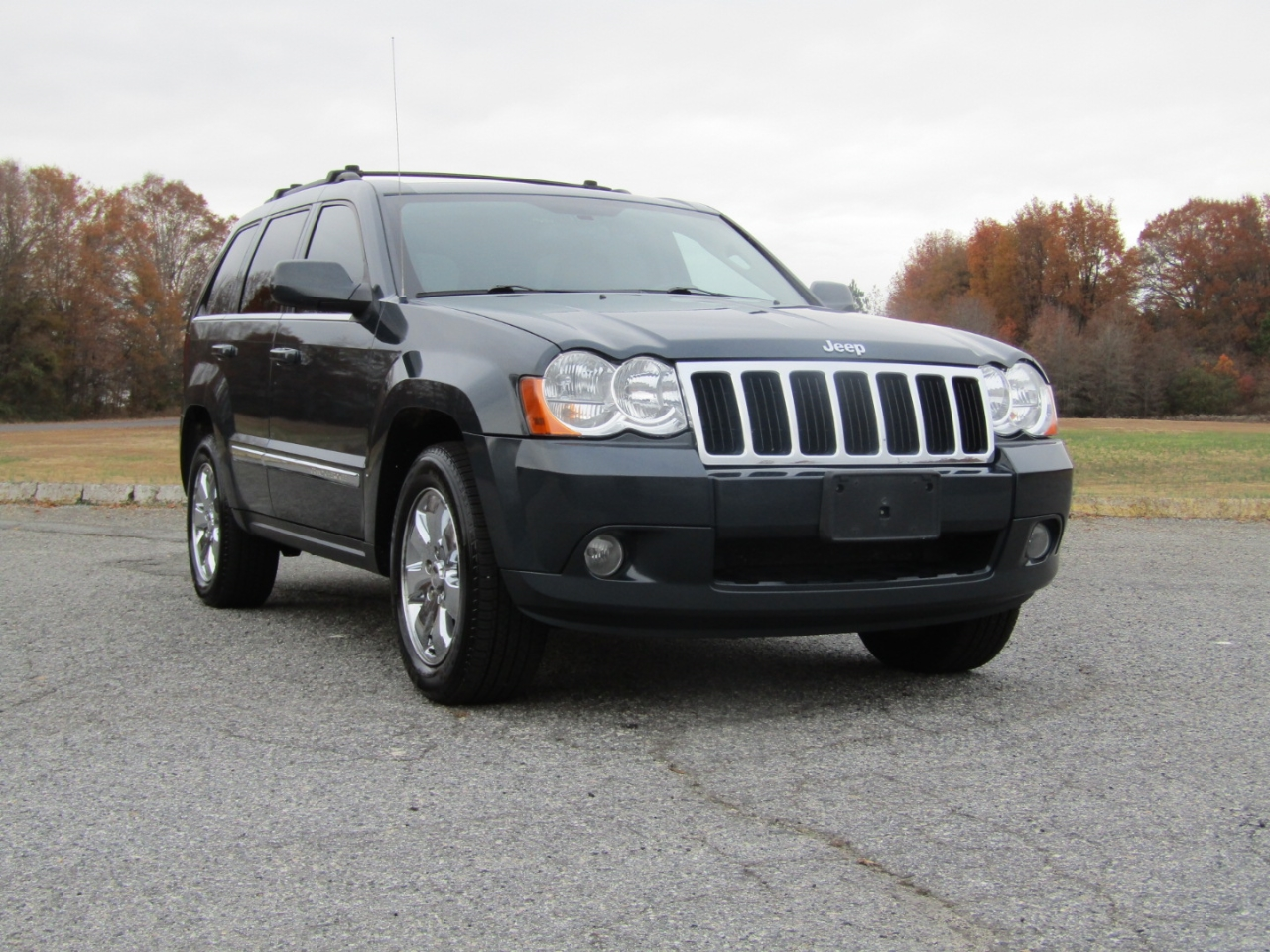 2008 Jeep Grand Cherokee Limited 2WD