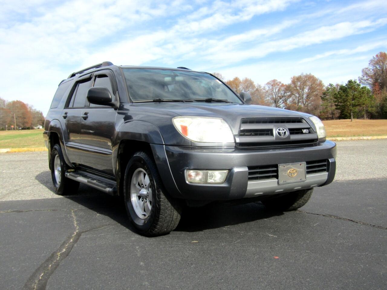 2003 Toyota 4Runner SR5 2WD