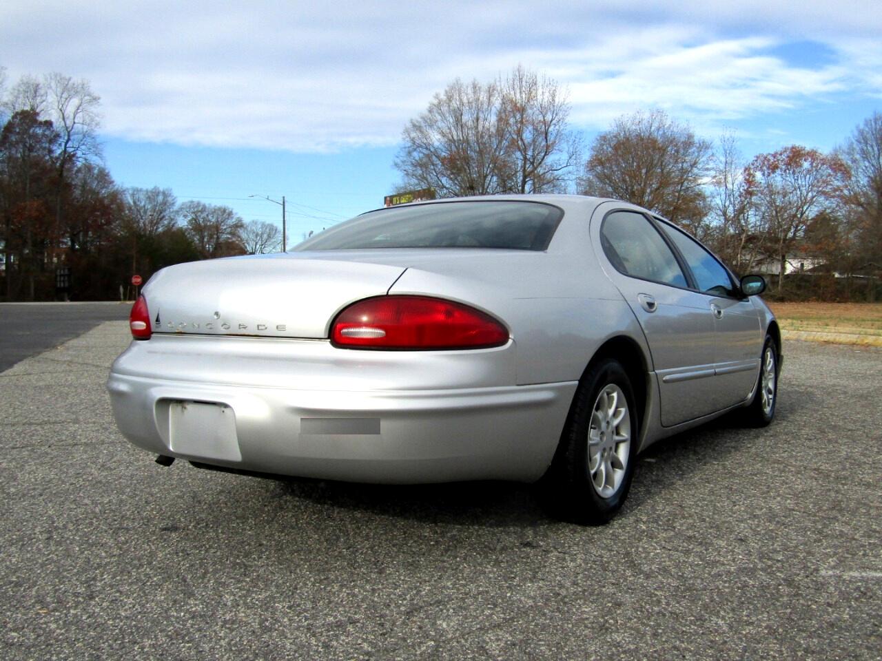 2000 Chrysler Concorde LX