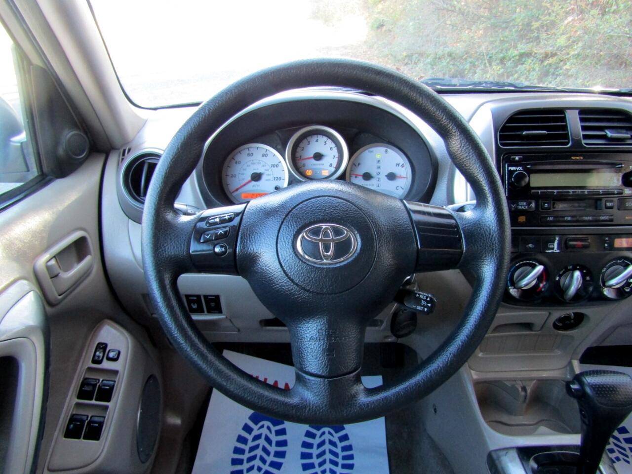 2005 Toyota RAV4 2WD