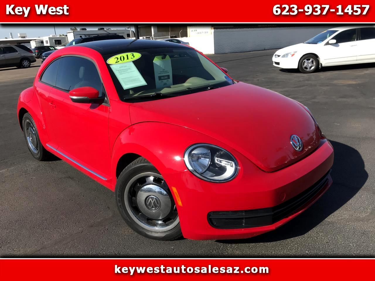 2013 Volkswagen Beetle 1.8T 6A Fleet