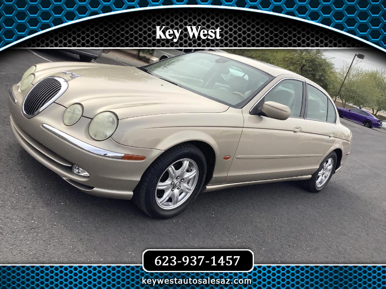 Jaguar S-Type 4.0 2000