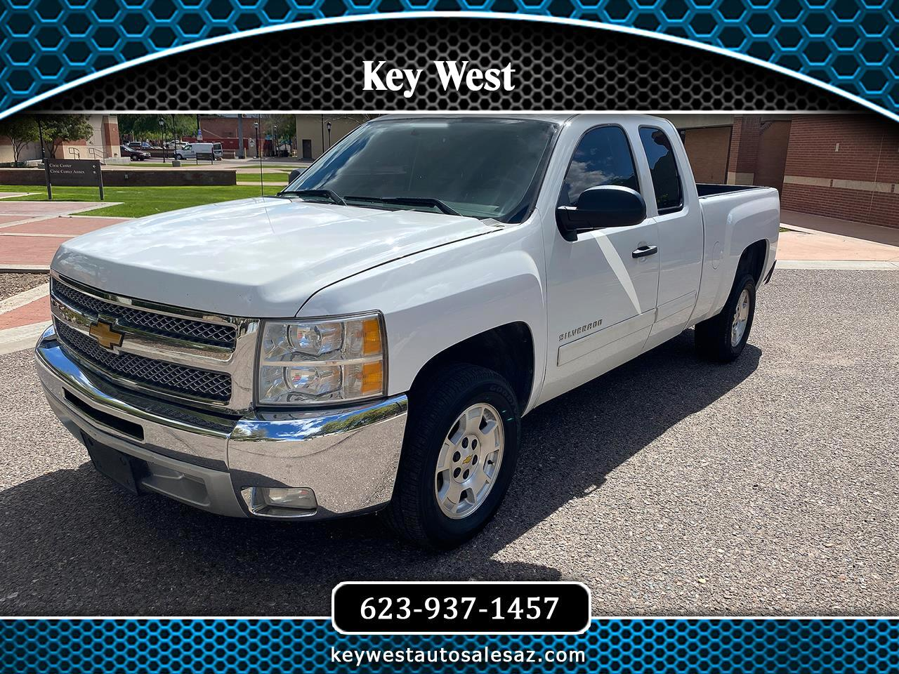Chevrolet Silverado 1500 LT Ext. Cab Long Box 2WD 2013