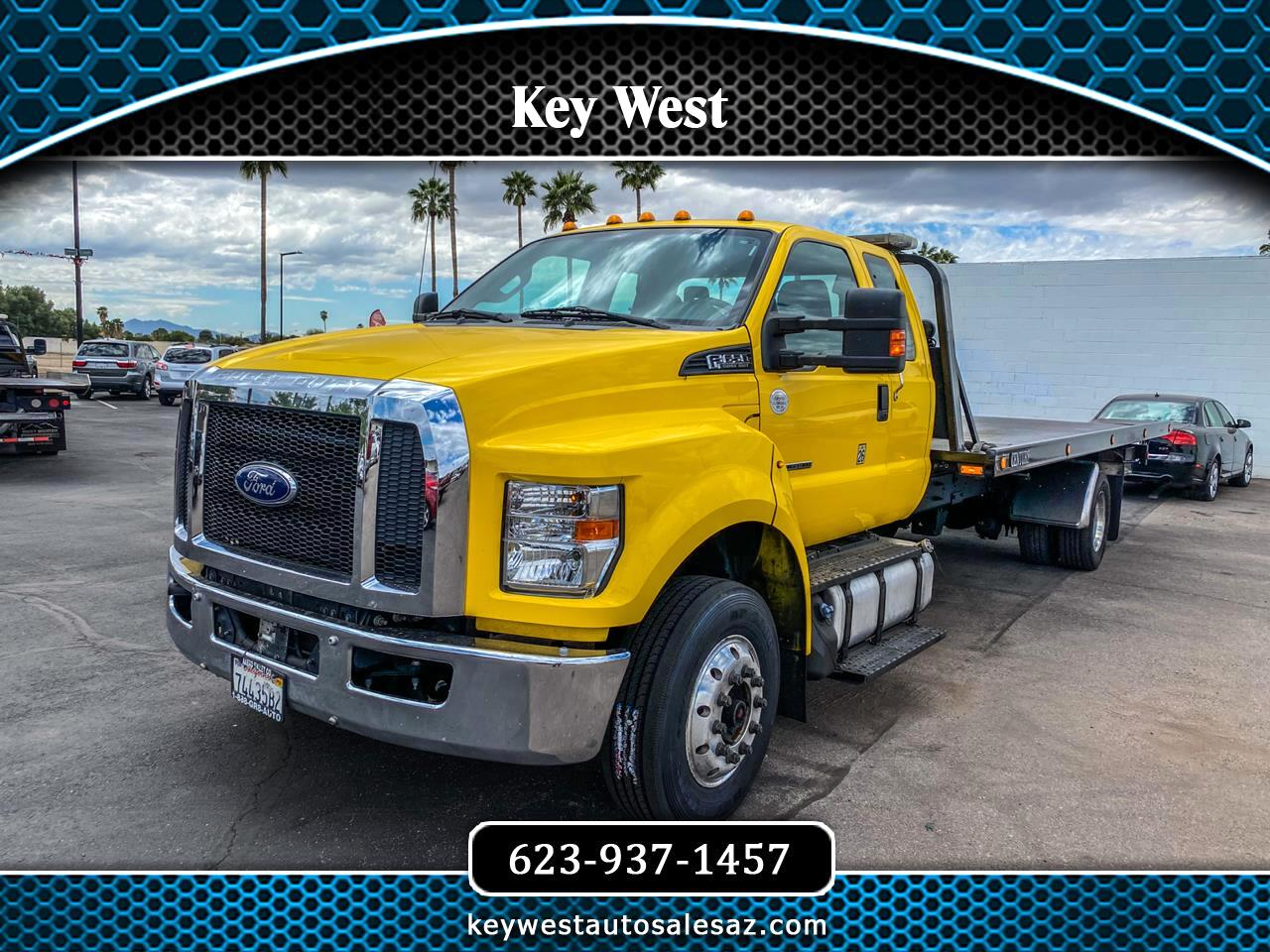 Ford F-650 SuperCab 2WD DRW 2016