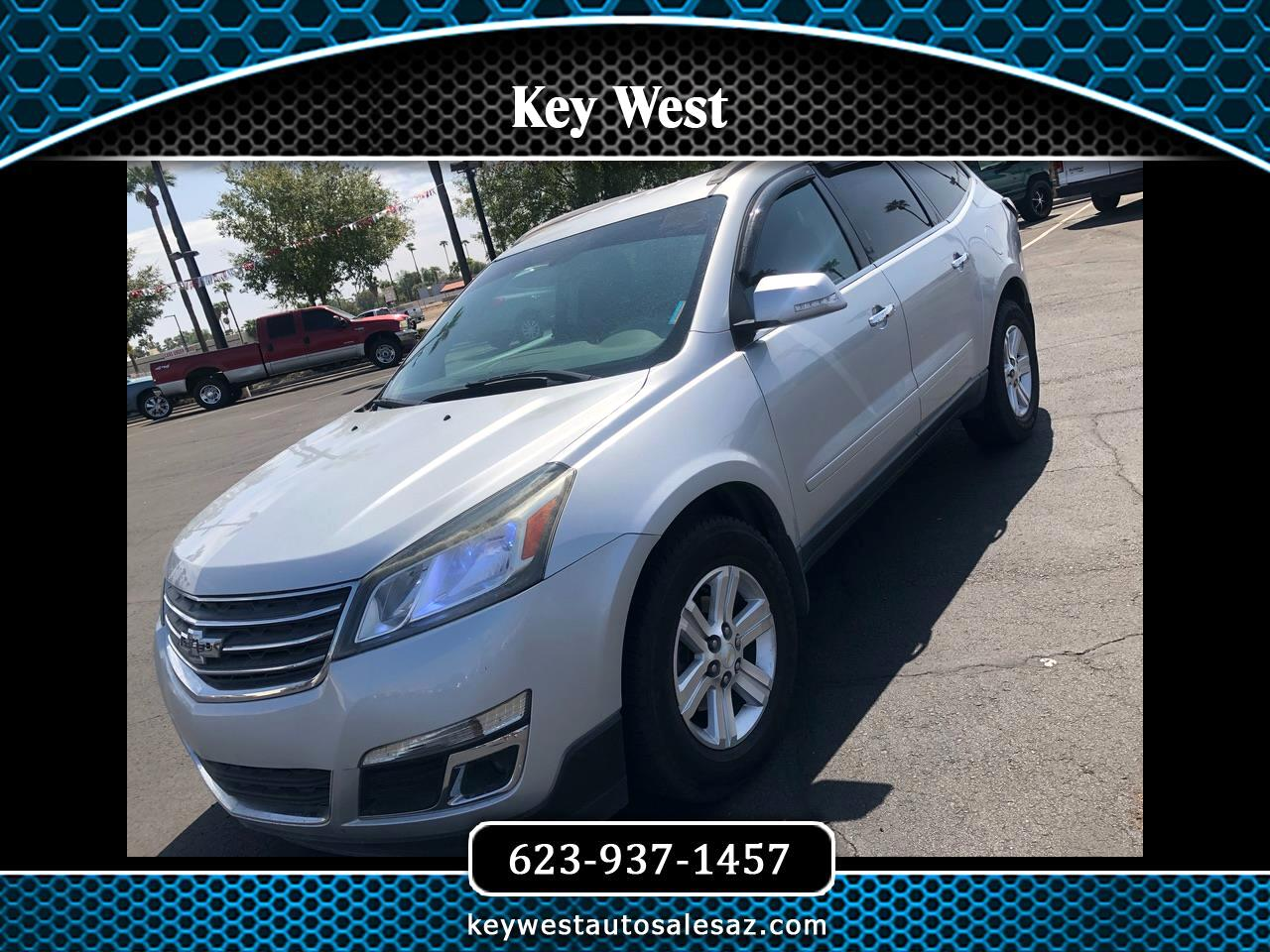 Chevrolet Traverse 1LT AWD 2013