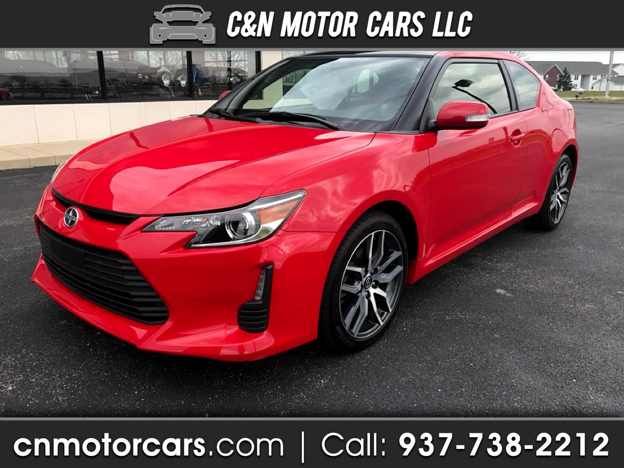 Scion tC Sports Coupe 6-Spd AT 2016