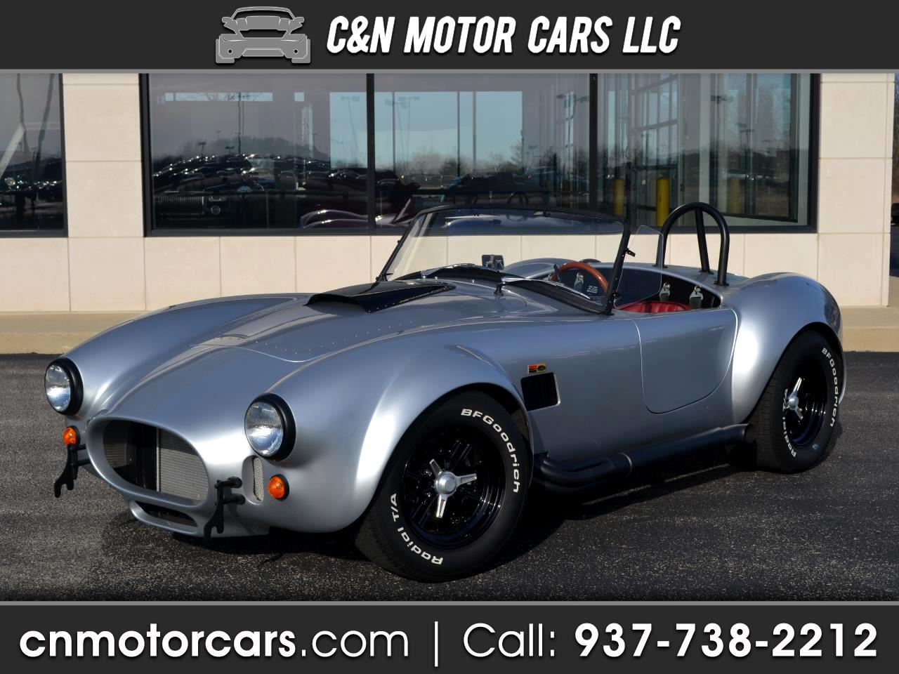 1965 Backdraft Racing Custom Cobra