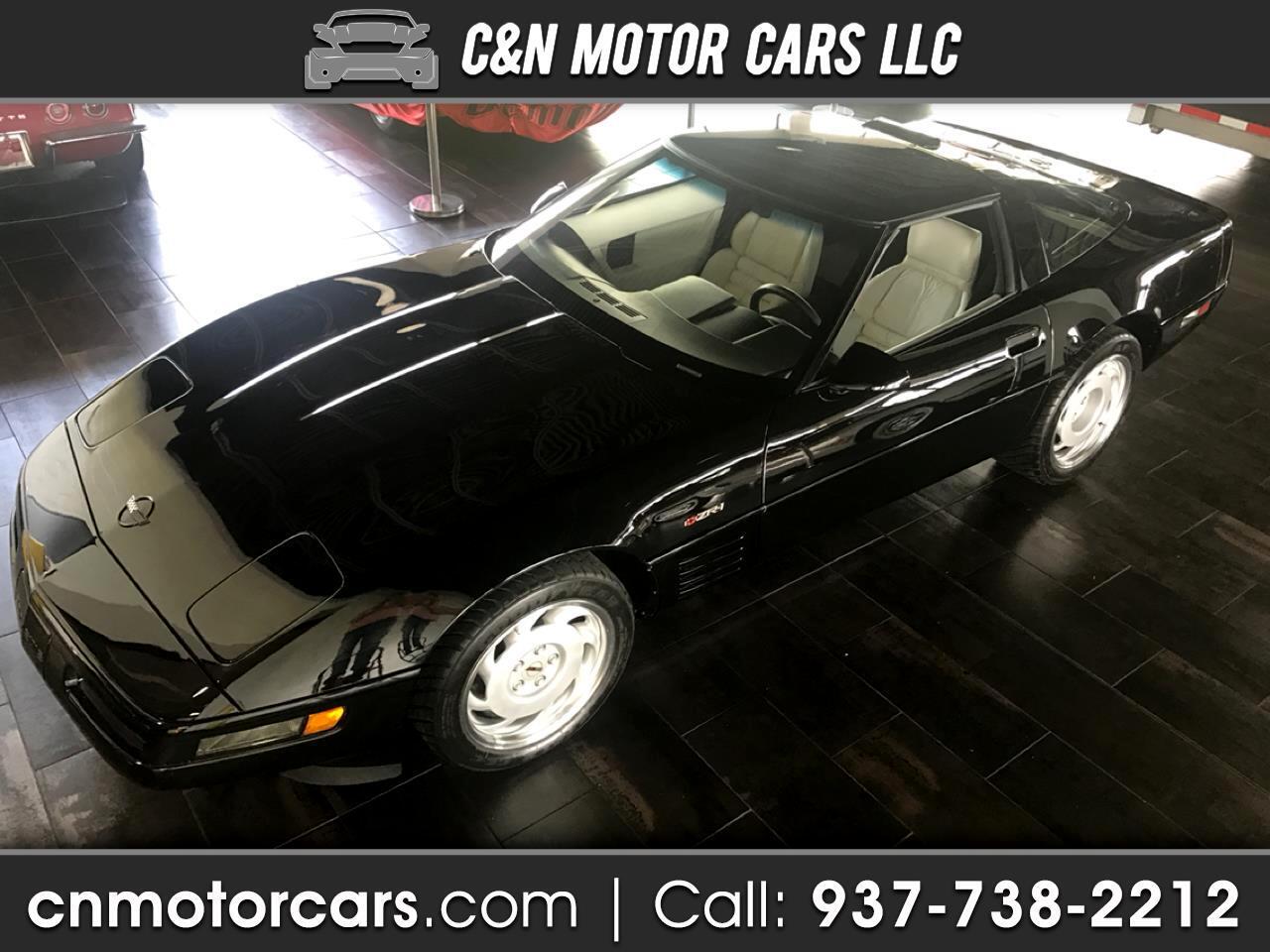 1992 Chevrolet Corvette ZR1 ZR-1