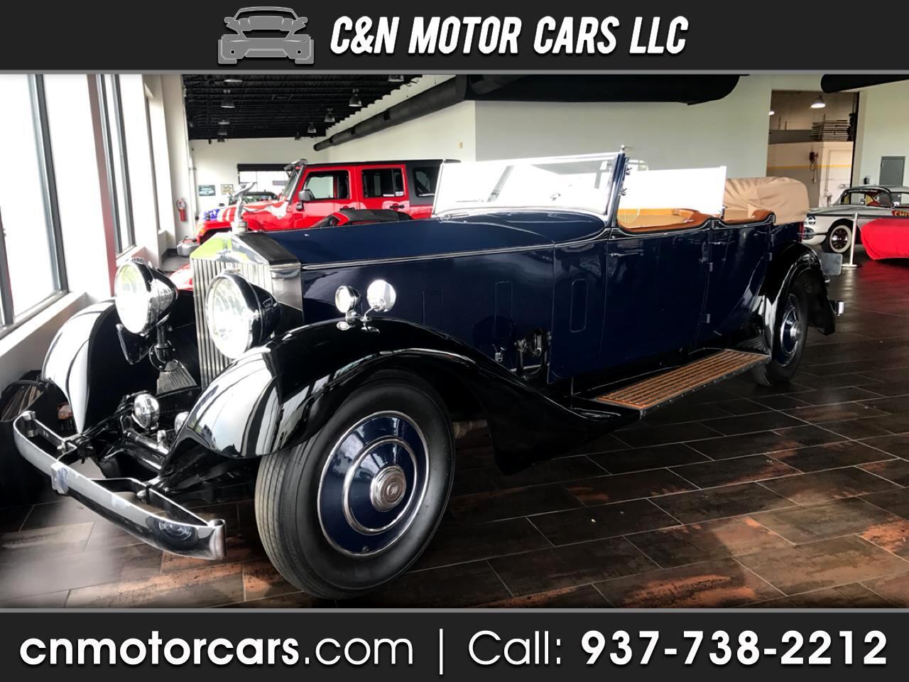 1935 Rolls-Royce Phantom 2