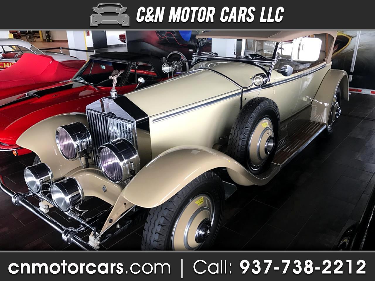 1927 Rolls-Royce Phantom