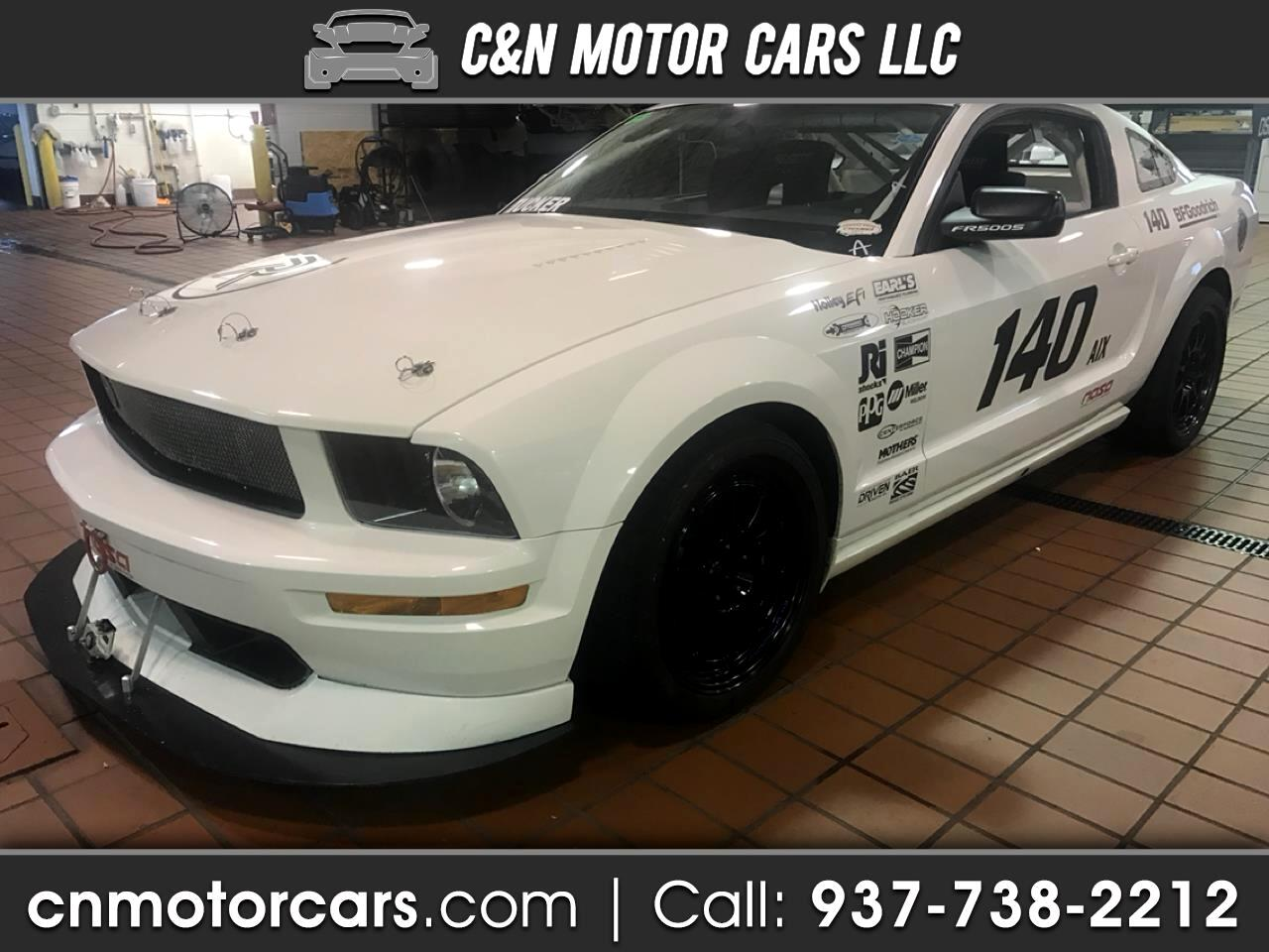 2008 Ford Mustang S