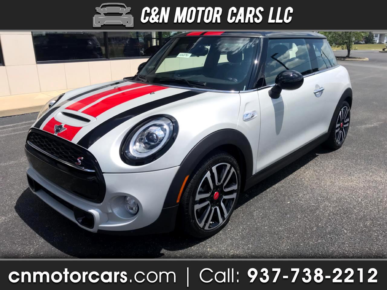 2019 MINI Coupe John Cooper Works