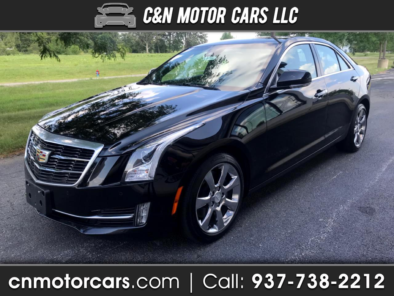 Cadillac ATS 2.0L Performance AWD 2016