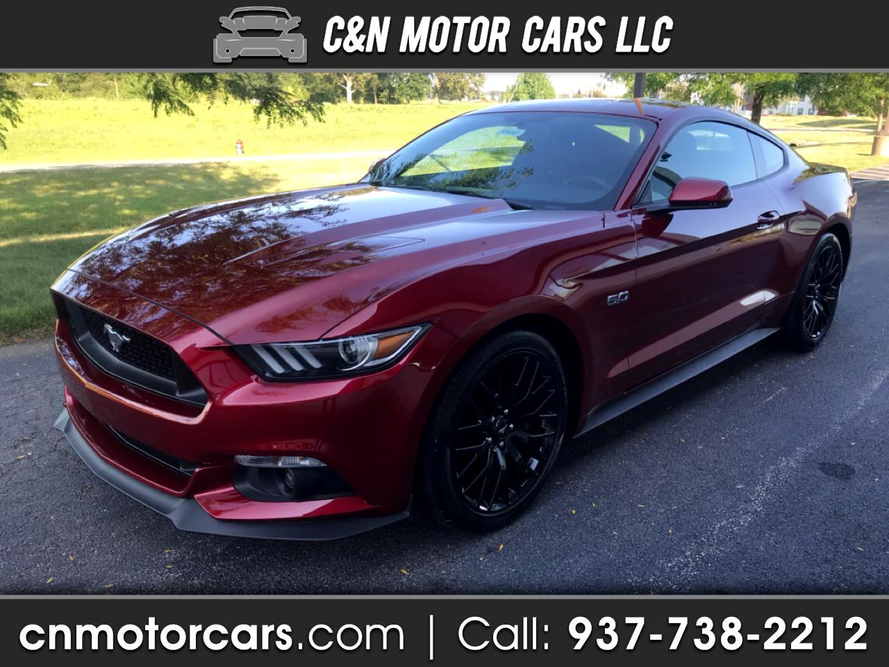 2017 Ford Mustang 2dr Coupe GT