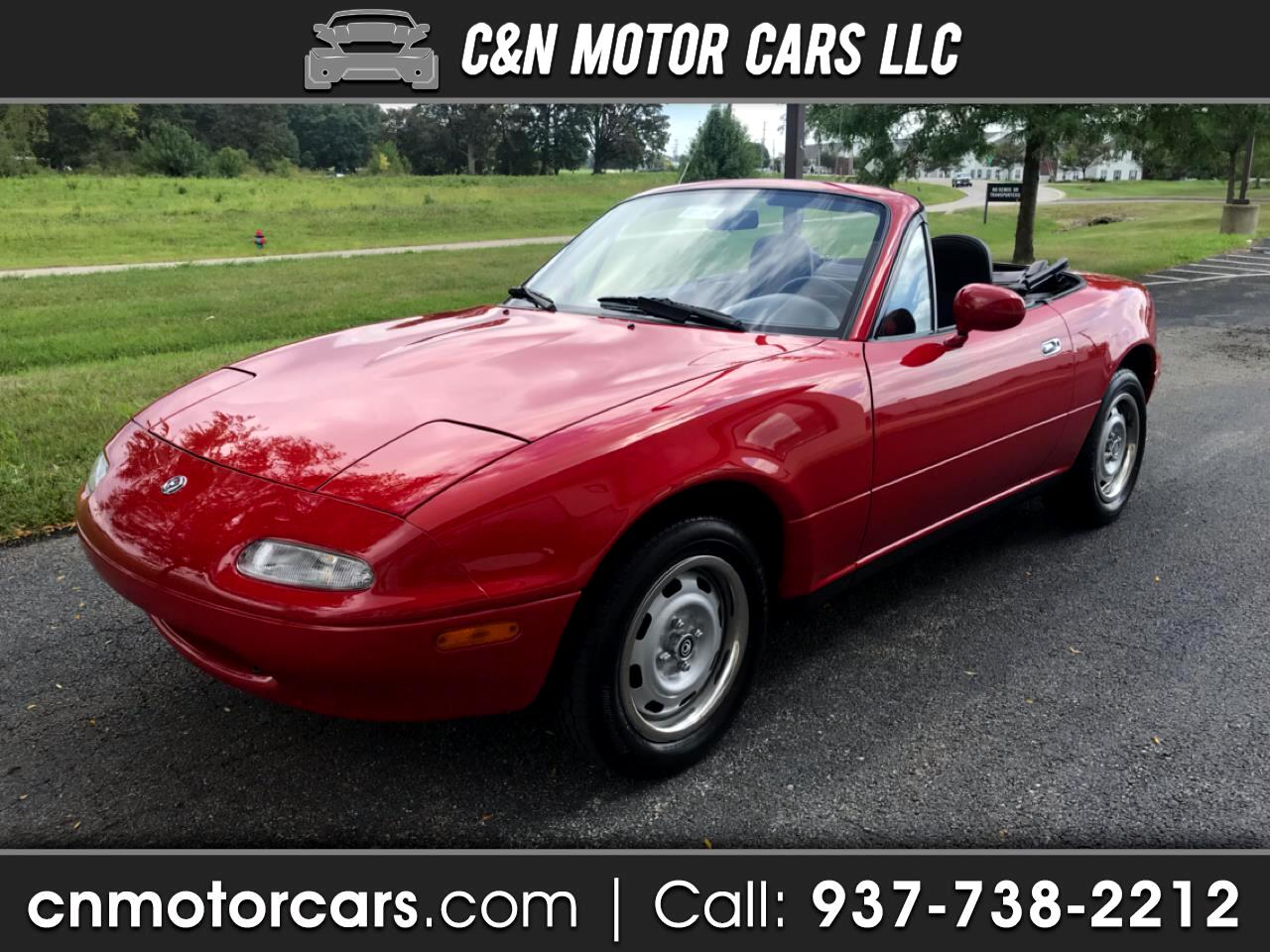 1995 Mazda MX5 Miata 2dr Convertible Base Manual