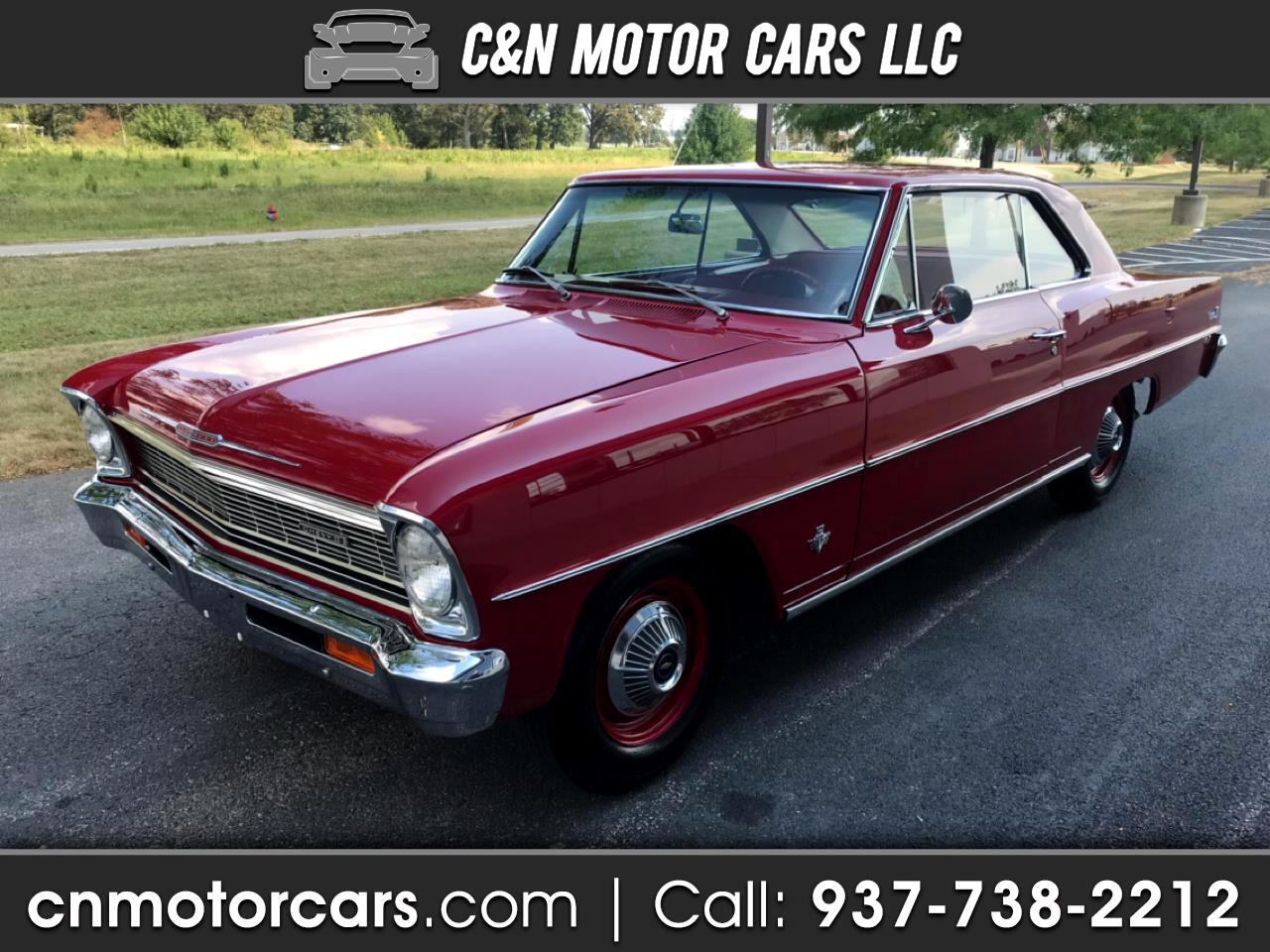 1966 Chevrolet Chevy II Nova Base