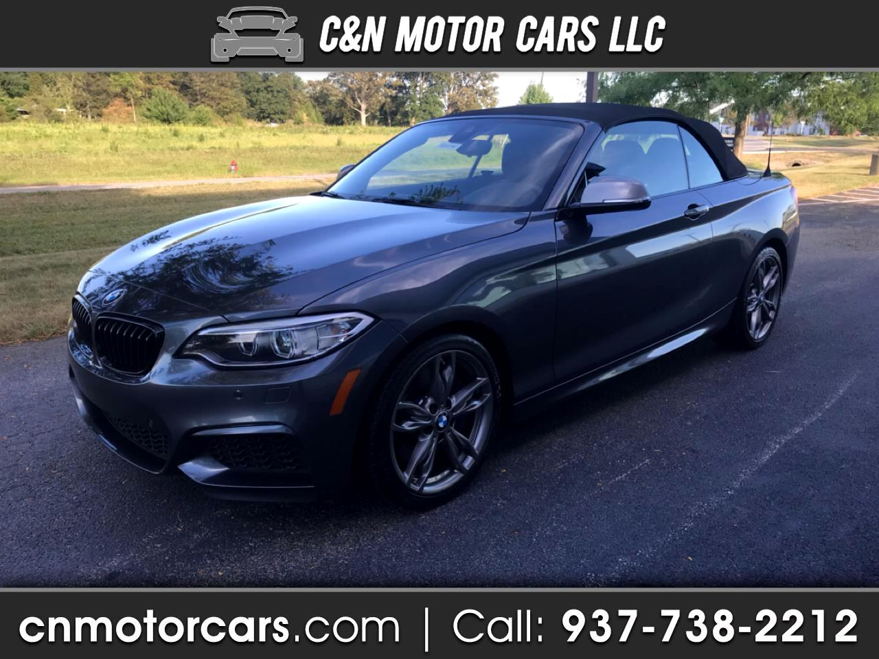 2016 BMW 2-Series M235i xDrive Convertible