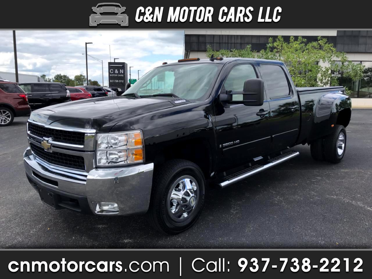 2008 Chevrolet Silverado 3500HD LTZ Crew Cab Long Box 4WD