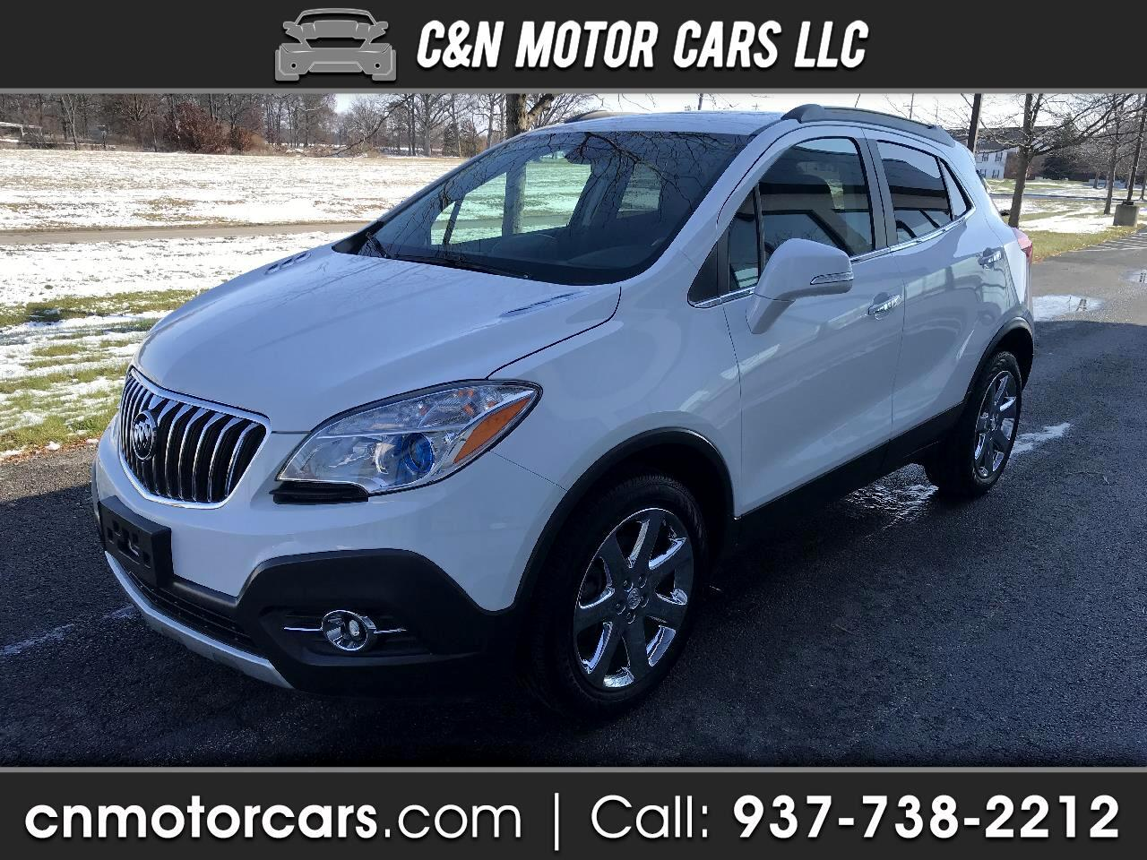 Buick Encore Leather FWD 2016