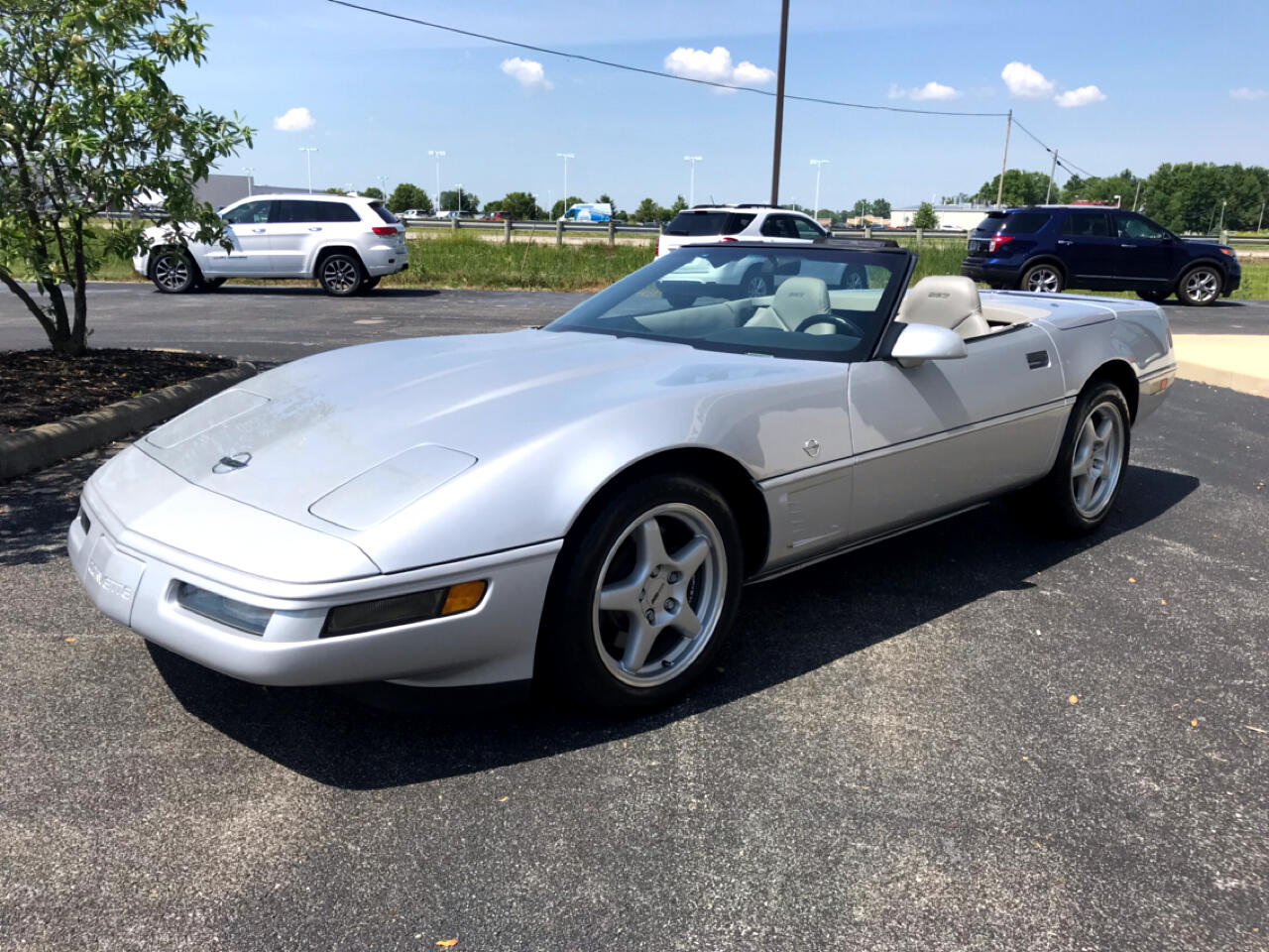 Chevrolet Corvette Convertible 1996