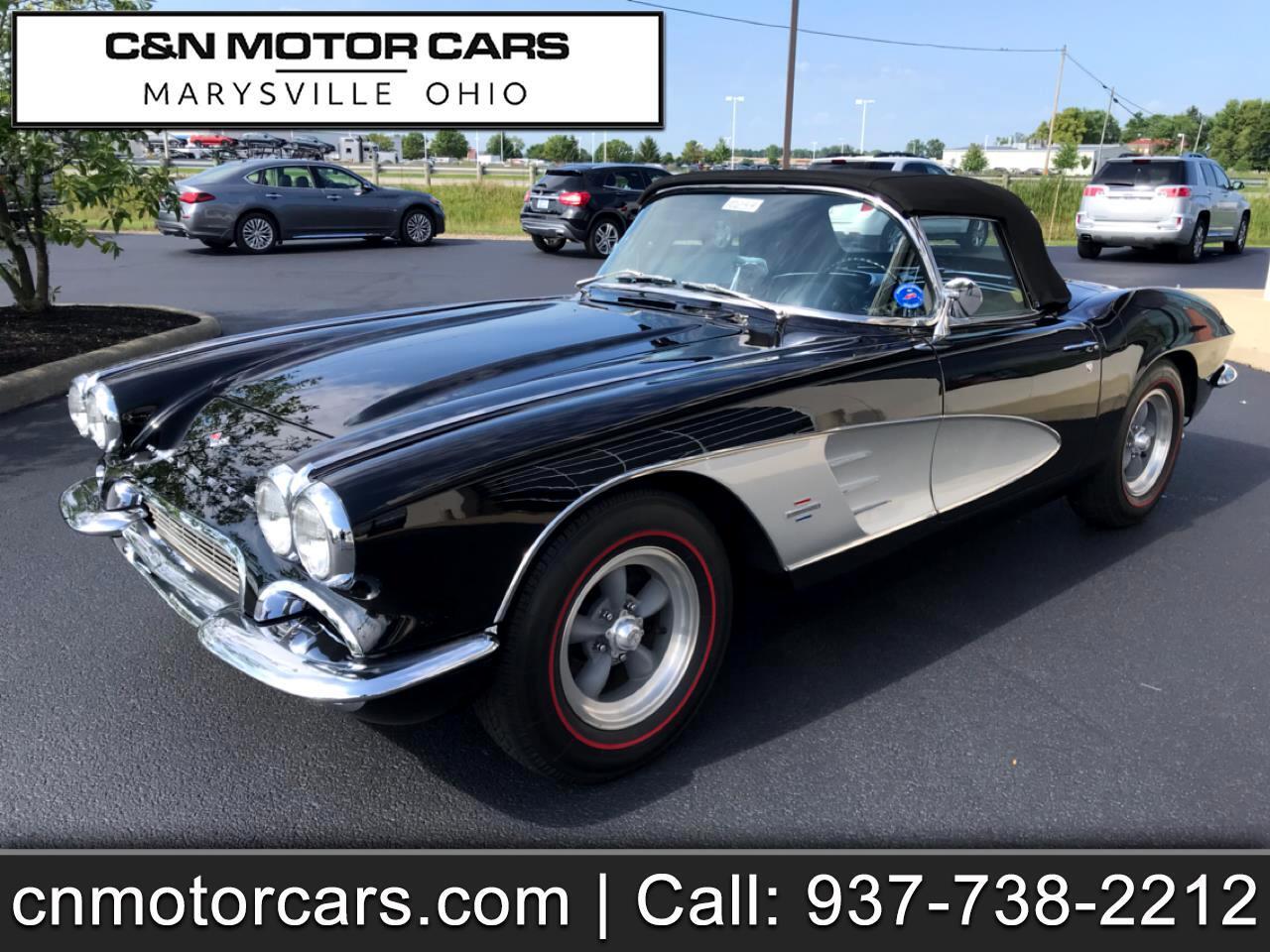 Chevrolet Corvette 2dr Convertible 1961