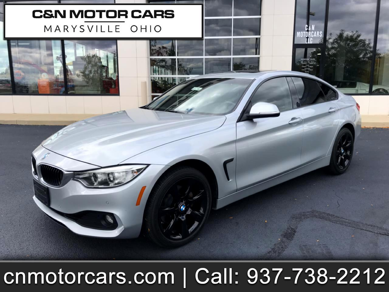 BMW 4-Series Gran Coupe 428i xDrive 2015