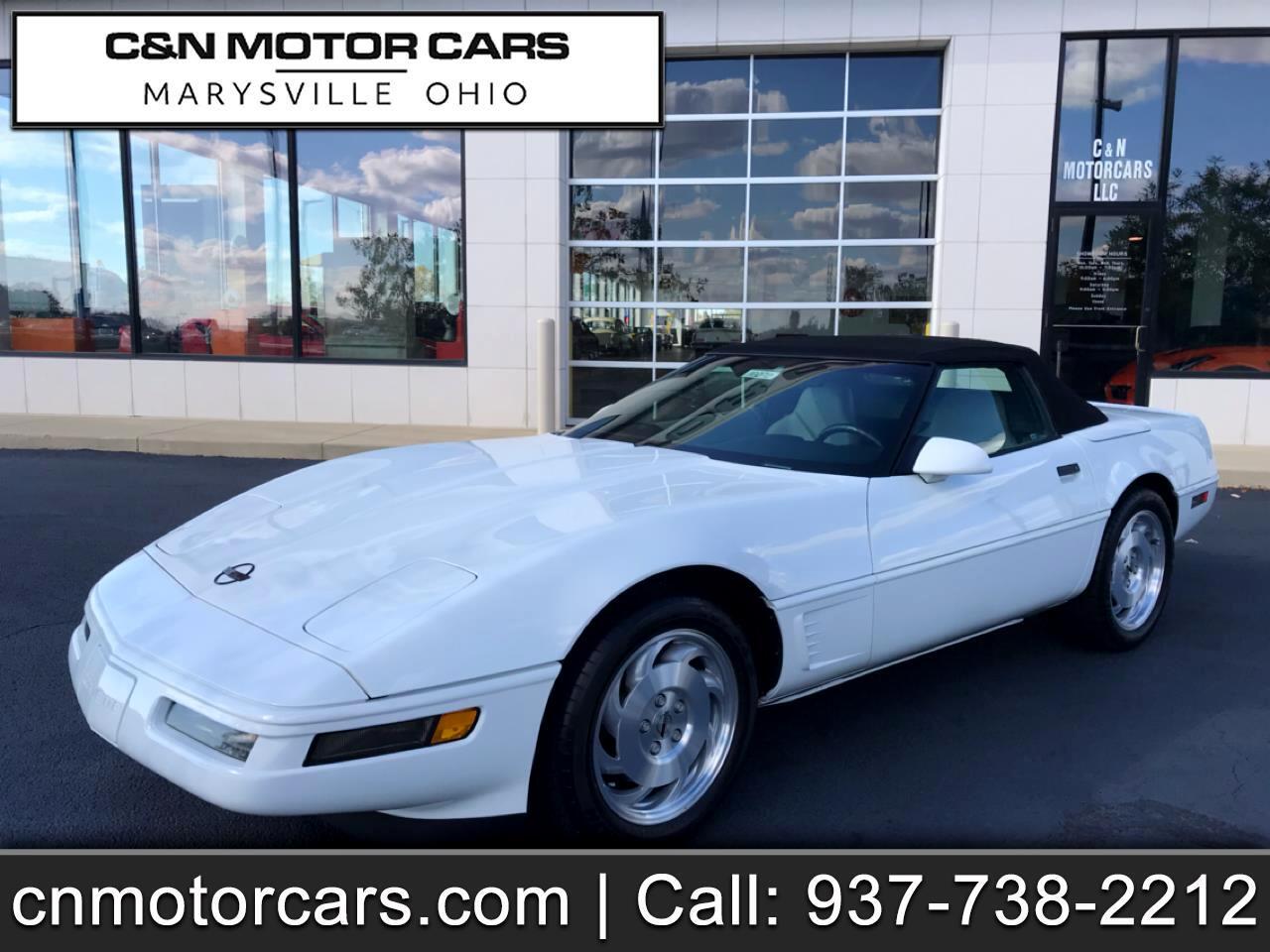 Chevrolet Corvette 2D Convertible 1996