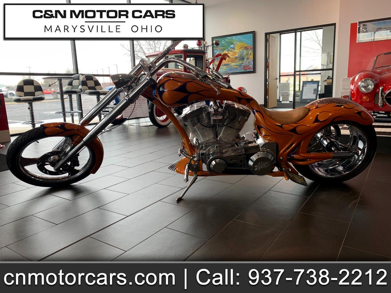 Custom Motorcycle Chopper  2007