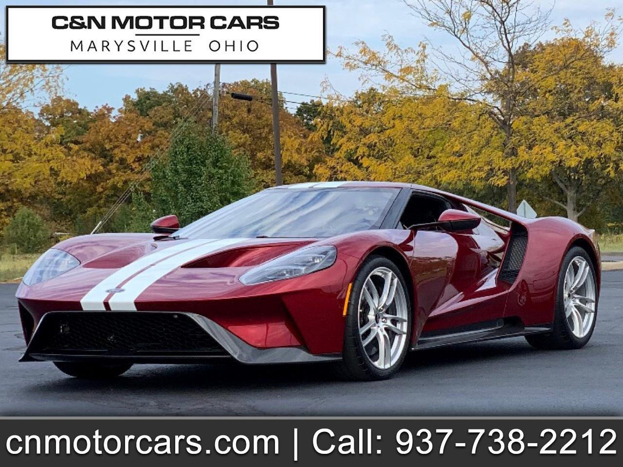 Ford GT Coupe 2017