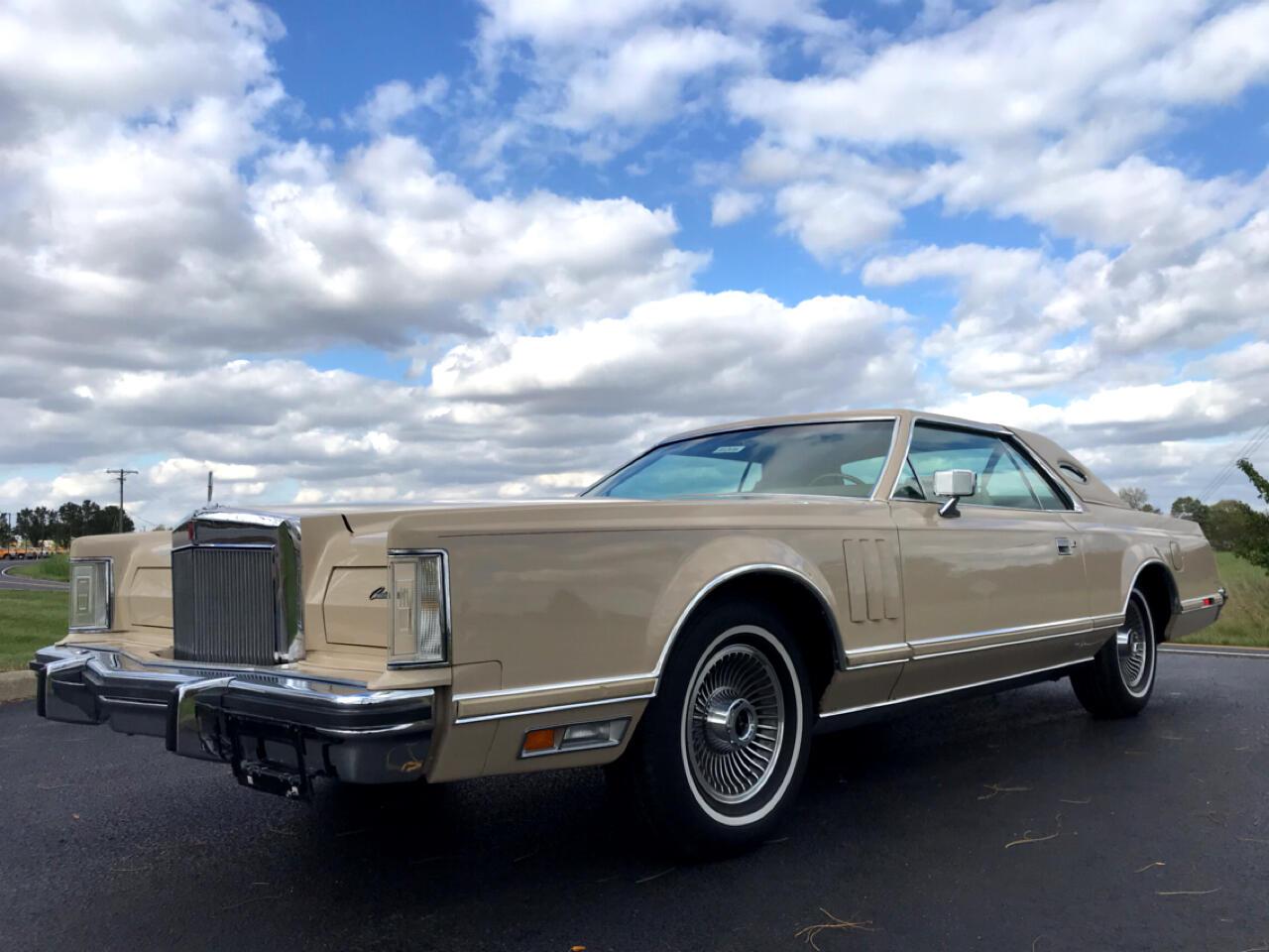 Lincoln Mark V  1978