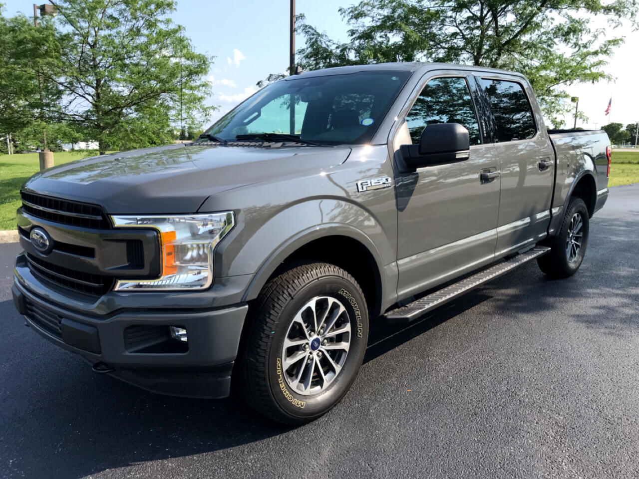 Ford F-150 XLT SuperCrew 6.5-ft. Bed 4WD 2020